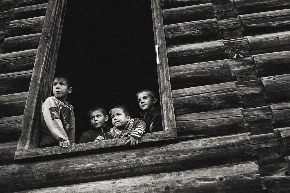 брошенные дети