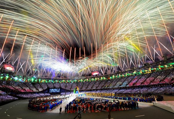 Развитие спорта в России