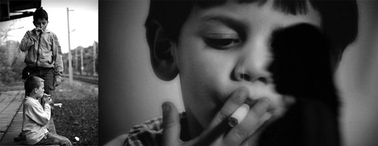 почему дети курят