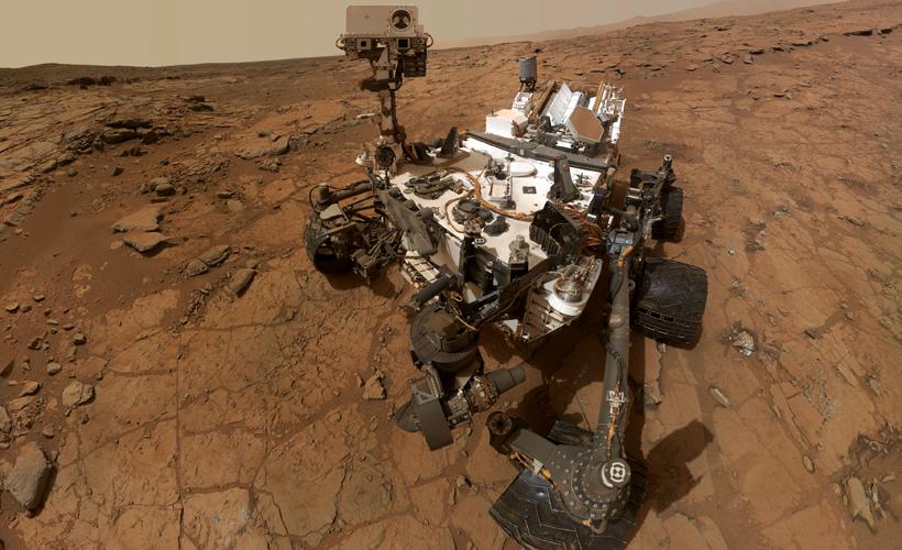 вода на Марсе
