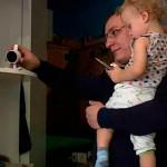 Избиение няней ребенка