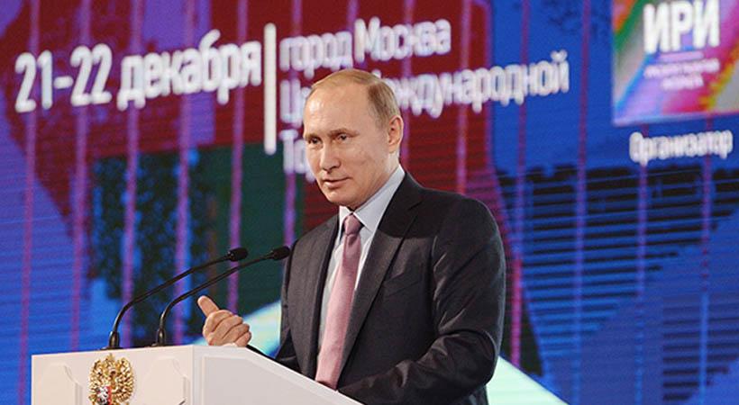 Putin i internet