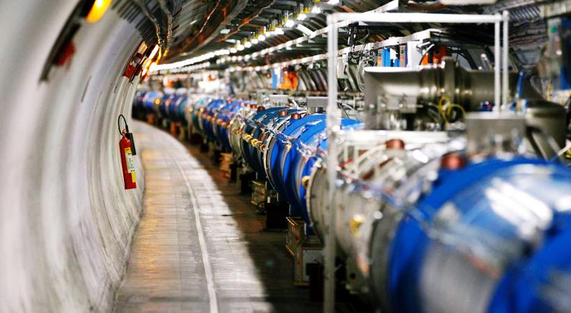 В Новосибирске запустили первую очередь нового коллайдера