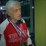 Ветеран войны в 90 лет ставит рекорды по плаванию