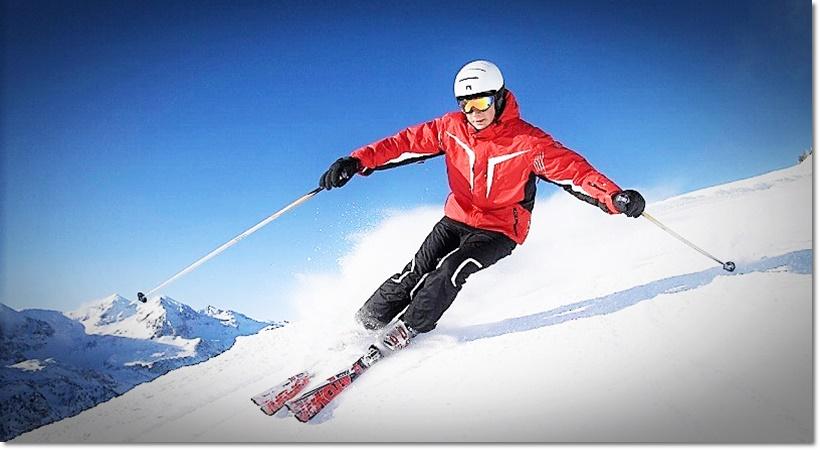 Спорт или статус: для кого итальянцы выпустили золотые лыжи?