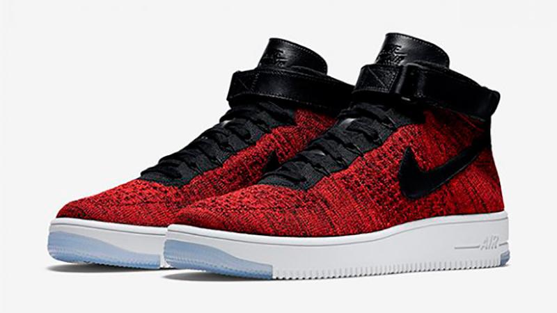 Nike выпустили ультрасовременные кроссовки из одной нити