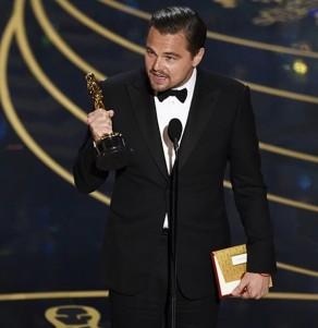 Леонардо Ди Каприо: «выжил» и получил-таки свой «Оскар»!
