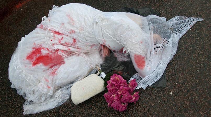 Убийство невесты. Еще один удар по семейным ценностям