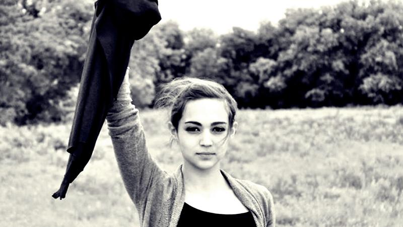 В Иране женщины выступили против ношения хиджаба