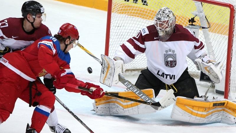 День победы: 9 мая cборная России по хоккею выиграла у команды Латвии