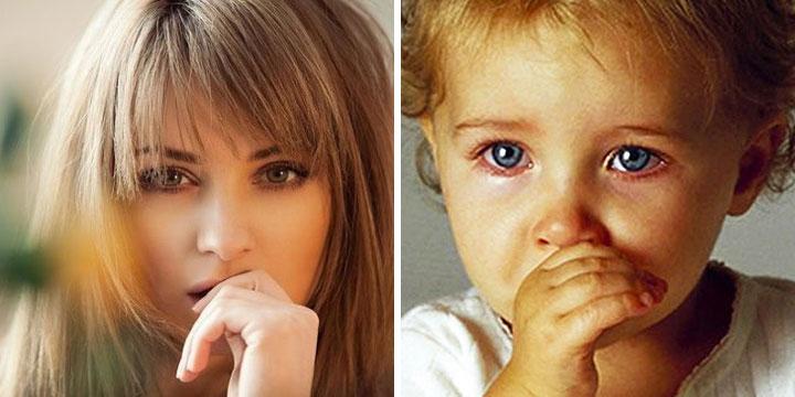 Истерики у ребенка в два года