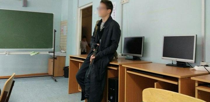Ивантеевский стрелок