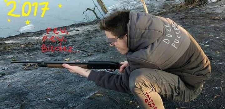 Стрелок из Ивантеевская