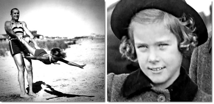 Детство принцессы Монако изображение