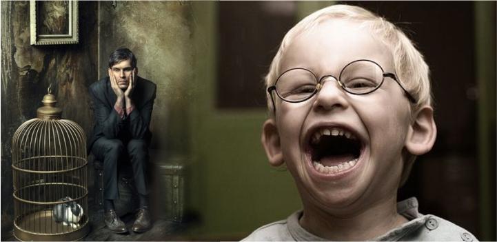 фото Злорадный детский смех