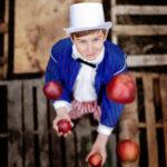 Мешок яблок или штаны с деньгами... фото