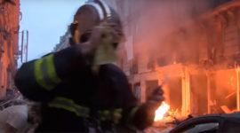 Причиной взрыва в Париже стала утечка газа фото