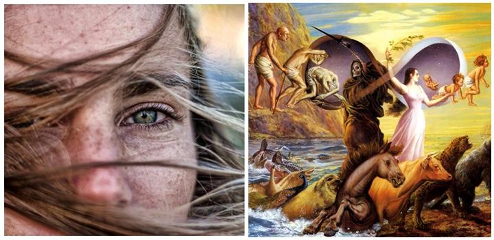 фото Мифология и первобытная культура