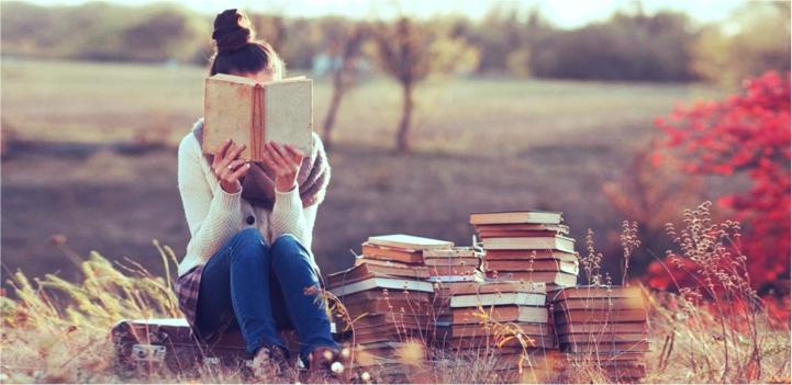 фото Книга — пища для ума