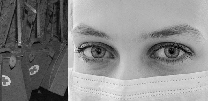 Молодые врачи и медсестры картинка