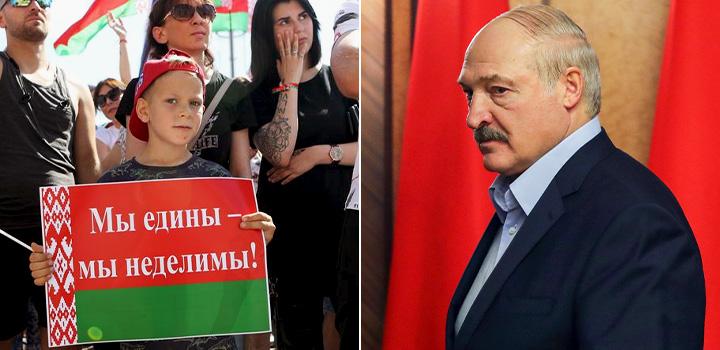 картинка Александкартинка Александр Лукашенко стал благословением для Беларуси