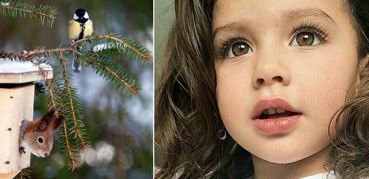 фото Зрительный ребенок